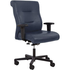 Felix 350 lbs Low Back Heavy Duty 24/7 Intensive Use Office Chair