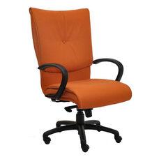 Saddle 400 Series High Back Swivel Tilt Chair
