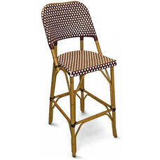 Panama Collection Outdoor Barstool