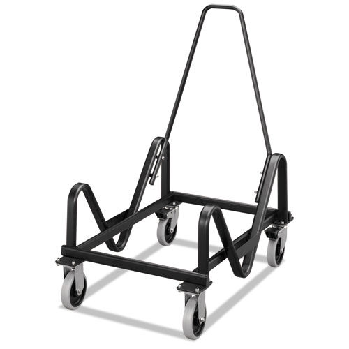 Our HON® GuestStacker Cart - 21-3/8 x 35-1/2 x 37-7/8 - Black is on sale now.