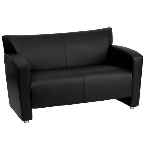 Our HERCULES Majesty Series LeatherSoft Loveseat with Extended Panel Arms is on sale now.