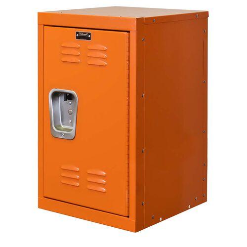 Our Hoop Orange Kids Mini Locker - Unassembled - 15