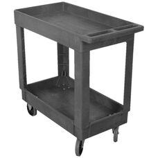 Standard Duty Plastic Service Cart - 16