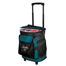Jacksonville Jaguars Team Logo Rolling Cooler