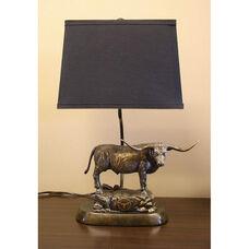 Texas Longhorns Tim Wolfe Lamp