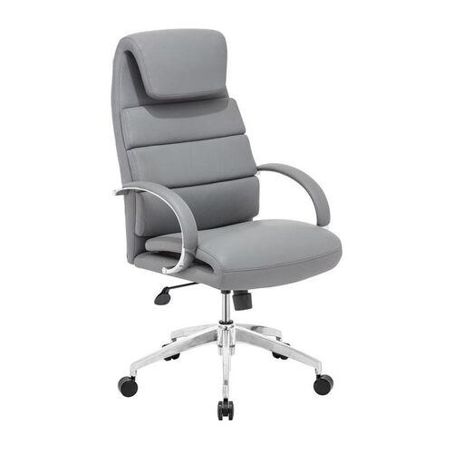 Lider Comfort Office Chair in Gray