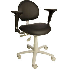 DX-3300 Plus Series - Operator Stool with Seamless Upholstery