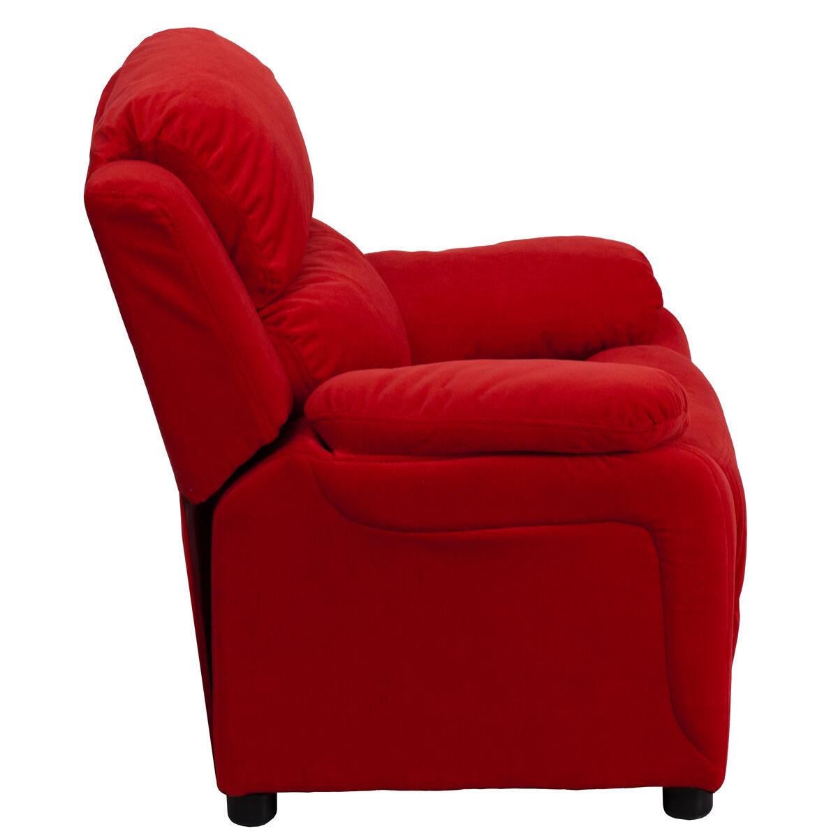 Flash Furniture Bt 7985 Kid Mic Red Gg Bizchair Com
