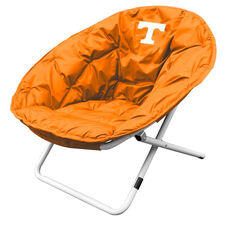 University of Tennessee Team Logo Folding Sphere Chair