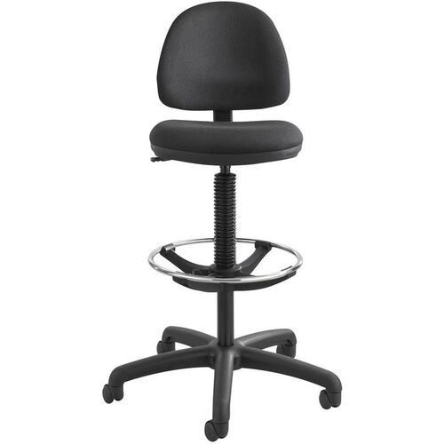 Our Precision Extended Height Chair with Foot Ring - Black is on sale now.