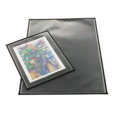 Prestige Archival Print Protector with Black Nylon Binding - Set of 6 - 23