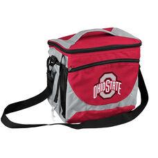 Ohio State University Team Logo 24 Can Cooler