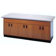 Othopedic Cast Table with Three Storage Sections