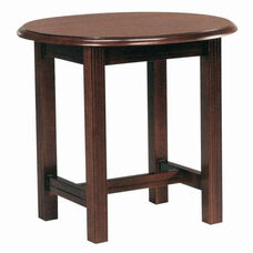 1420 Oval End Table