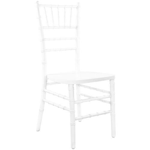 Advantage White Chiavari Chair