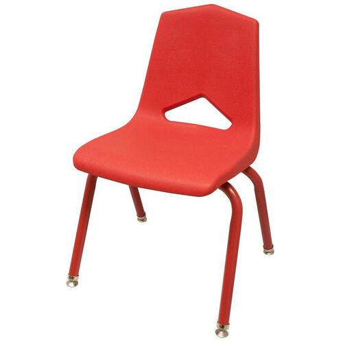 Our MG Series V-Back Steel Frame Stack Chair with 16