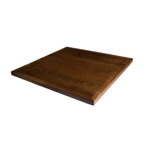 Our Wood Veneer Square Table Top with Solid Ash Wood Edge - Autumn Ash is on sale now.