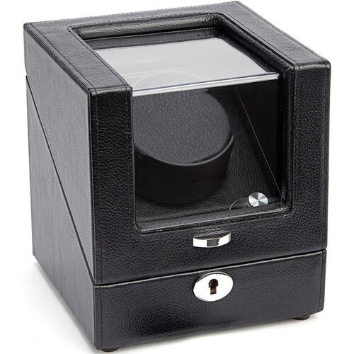Our Luxury Battery Powered Single Watch Winder - Black is on sale now.