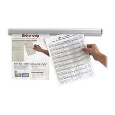 Advantus Grip-A-Strip Message Holder