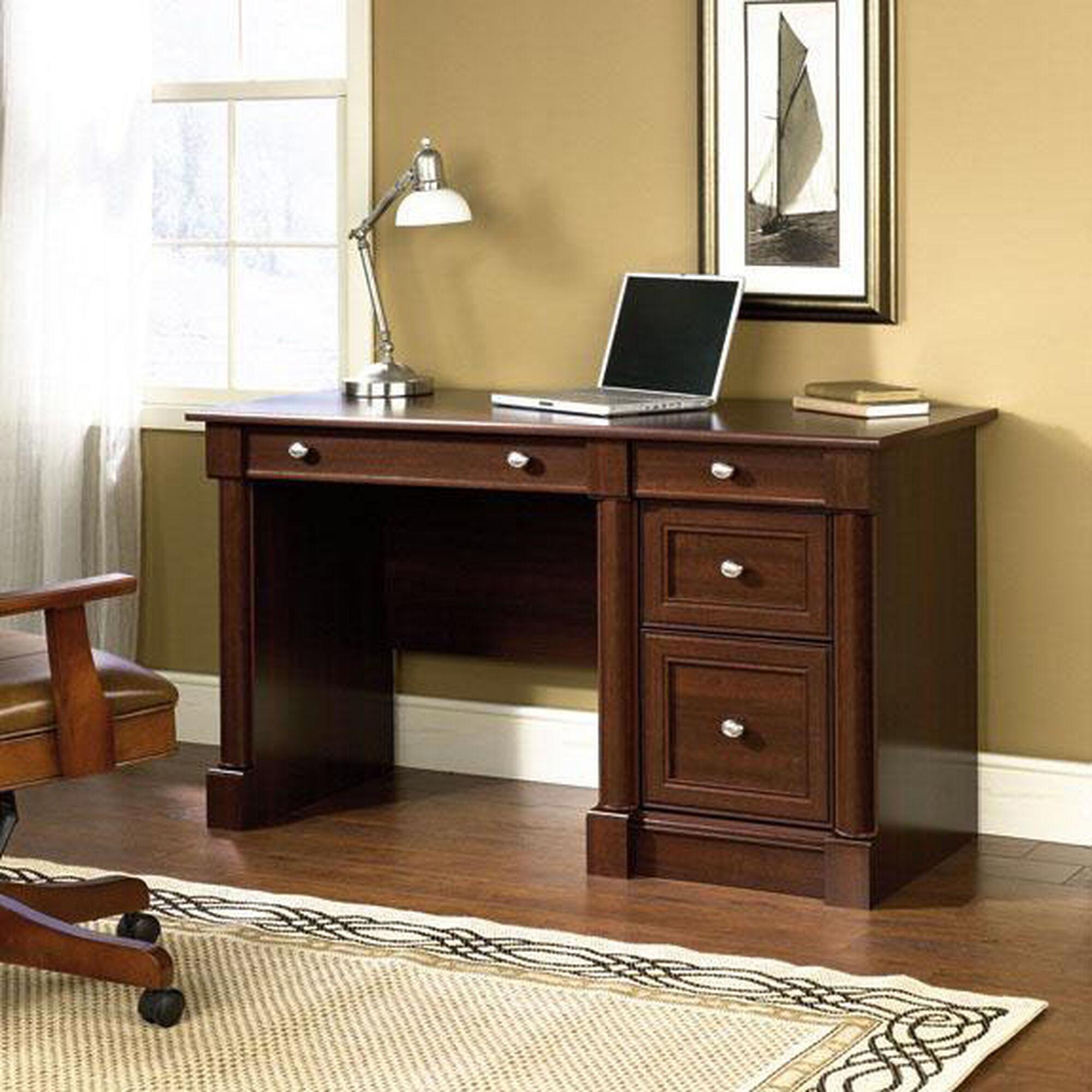 Computer Desk Select Cherry 412116 Bizchair Com