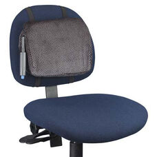 Rubbermaid Commercial Products Adjustable Lumbar Backrest - 13.5