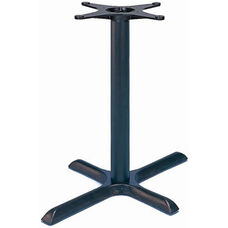 TB 106 Cast Iron Pub Table Base with Column and 22