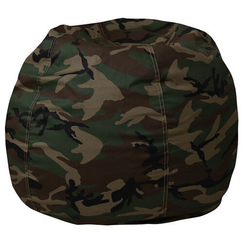 Our Small Camouflage Bean Bag Chair for Kids and Teens is on sale now.