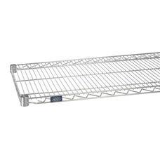 Poly-Z-Brite Standard Wire Shelf - 14