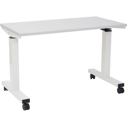 Our Pro-Line II 4 ft Wide Pneumatic Height Adjustable Table with Locking Casters is on sale now.