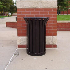 Providence 20 Gallon Heavy Gauge Steel Receptacle