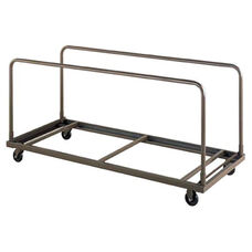 Customizable Edge Load Table Truck for Standard Rectangle or Square Tables - 20