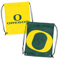 University of Oregon Team Logo Doubleheader Drawstring Backsack
