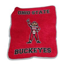 Ohio State University Team Logo Mascot Throw