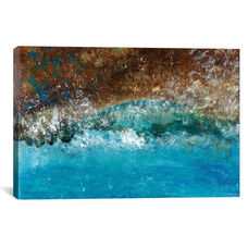 Distant Shores by Vinn Wong Gallery Wrapped Canvas Artwork
