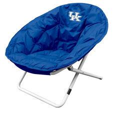 University of Kentucky Team Logo Folding Sphere Chair