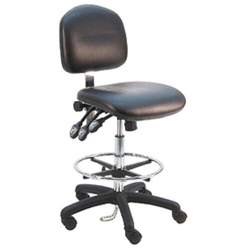 Our Deluxe ESD Cleanroom Class 100 - Anti Static Vinyl Chair - Nylon Base is on sale now.