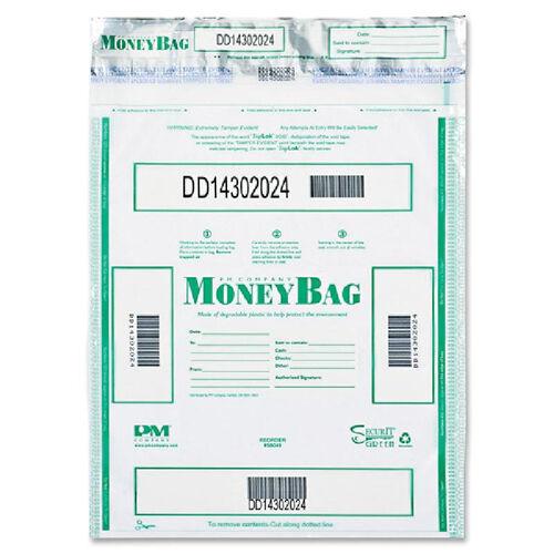 Our PM Tamper-Evident Deposit Bag - 15