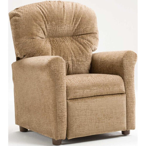 Our Kids Recliner with Rolled Arms - Raven Driftwood is on sale now.