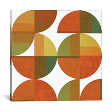Four Suns Quartered by Michelle Calkins Gallery Wrapped Canvas Artwork