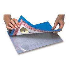 C-Line Cleer-Adheer Laminating Sheets - Pack Of 50