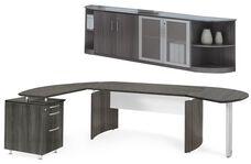 Medina Series - Suite #9 - Gray Steel