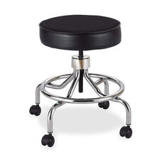 Safco Screw Lift Swivel Low Base Exam Rm Stool