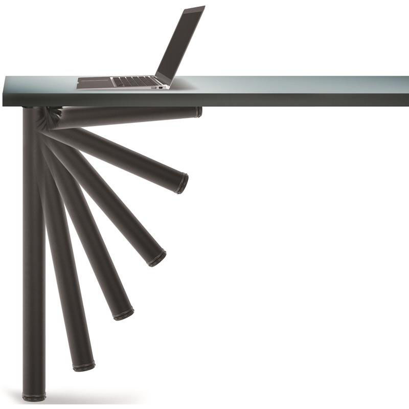 sc 1 st  Bizchair.com & Set of 4 Folding Table Legs 656-70-19 | Bizchair.com