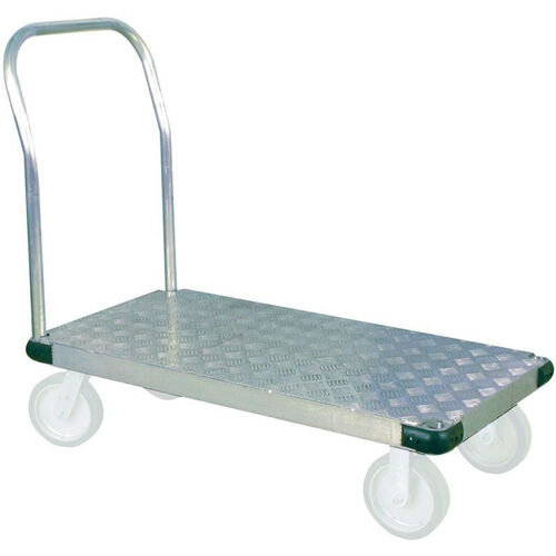 Our Commercial Thrifty Plate Aluminum Tread Platform Truck - 24
