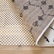 Non Slip Rug Pad for 2' x 6' Area Rug, Hardwood Floor Rug Gripper Anti Skid Rug Pad Protective Cushioning Rug Pad