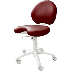 EG-9000 Series - Operator Stool with Stitched Upholstery