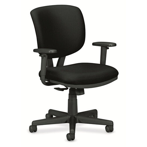 Our HON® Volt Series Task Chair with Synchro-Tilt - Black Fabric is on sale now.