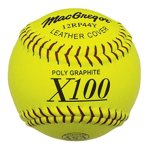 Our X44PR ASA Slow Pitch Softballs is on sale now.