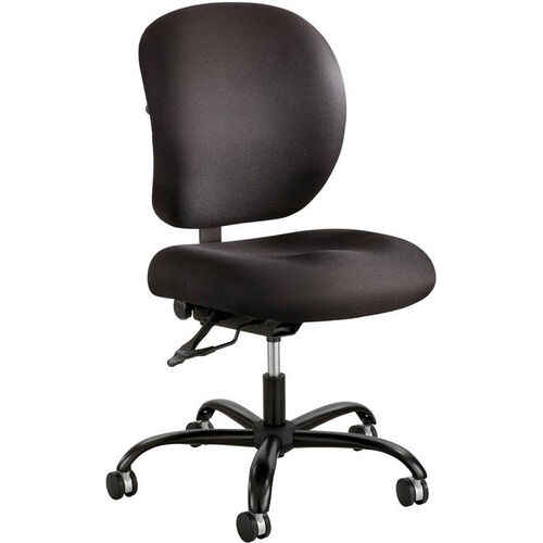 Our Alday™ 24/7 Big and Tall Task Chair with Plastic Ergo Core Back - Black is on sale now.