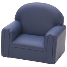 Just Like Home Enviro-Child Toddler Size Chair - Deep Blue - 22
